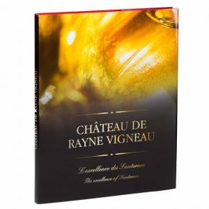 """Le Livre """"Château de Rayne Vigneau"""""""